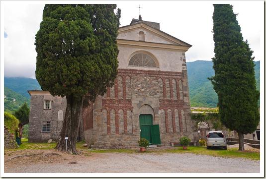 Abbazia di Sant'Andrea - Borzone 2