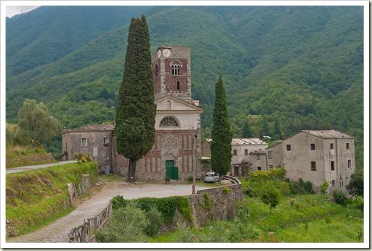 Abbazia di Sant'Andrea - Borzone