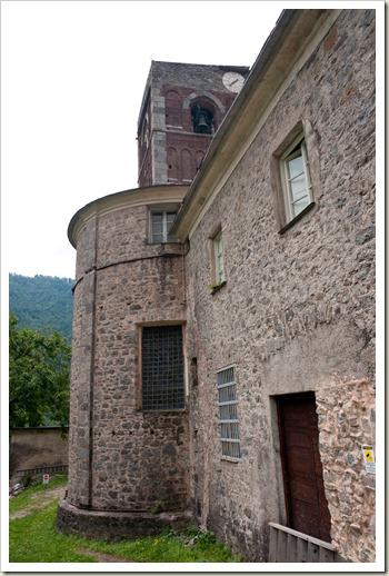 Abbazia di Sant'Andrea - campanile Borzone 3