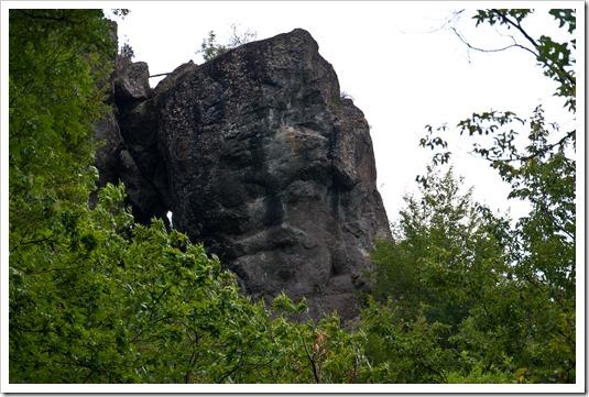il volto megalitico 3