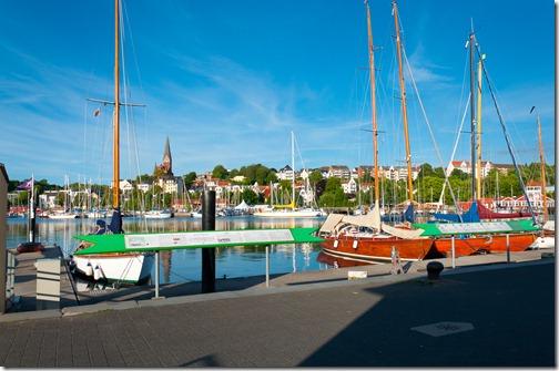 Porto di Flensburg - Germania