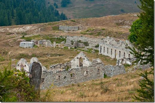 Authion - forte al Plan de Caval della linea Maginot