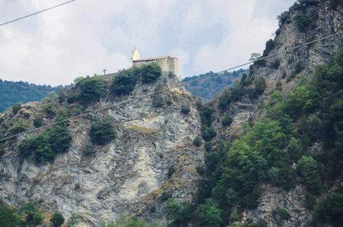 Notre Dame de la Menour  Moulinet